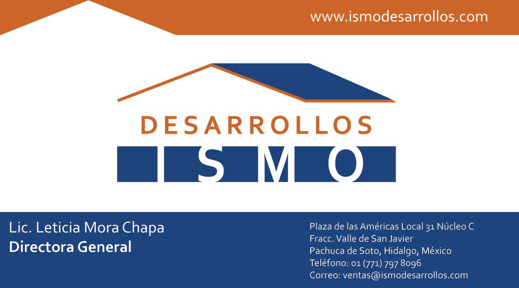 Desarrollos ISMO – Branding