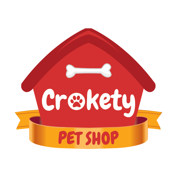 Crokety Pet Shop – Logo